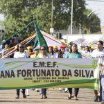 Desfile cívico em Vitória do Xingu - PA